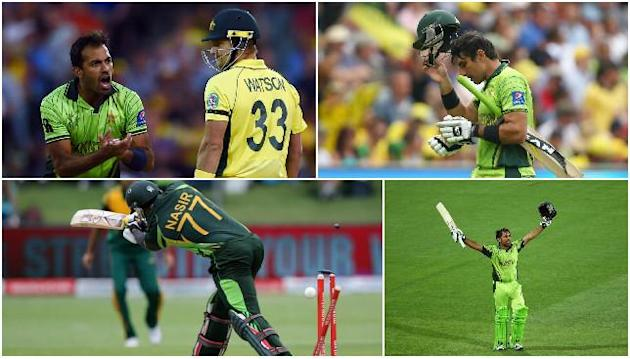Shoaib Mohammad: Pakistan's Cricket World Cup ratings