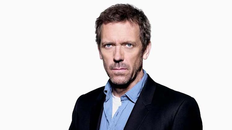 Hugh Laurie stars as Dr. Greg. House on the 4th season of House.