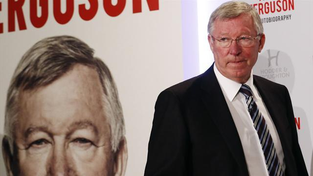 Premier League - Fergie's book: The best bits