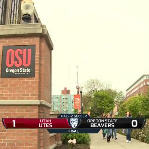 Recap: Utah women's soccer tops Oregon State