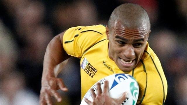 Championship - Wallaby Genia benched for Argentina clash