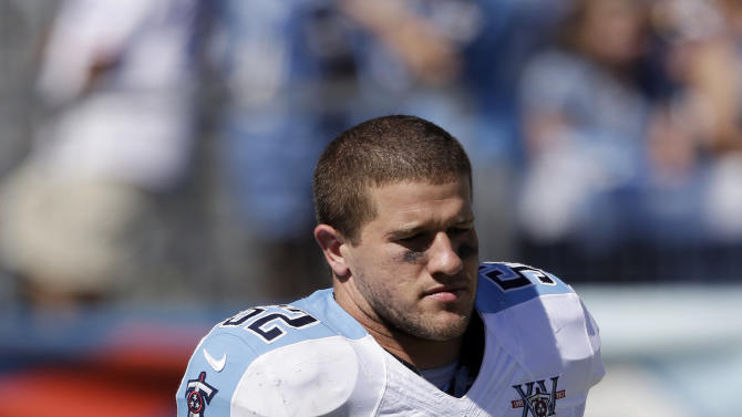 Chargers Titans Football