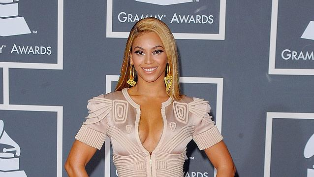 Knowles Beyonce Grammys