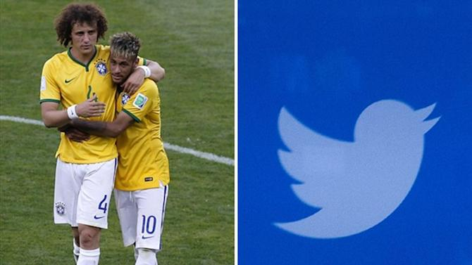 World Cup - Brazil win generates more Twitter traffic than Super Bowl
