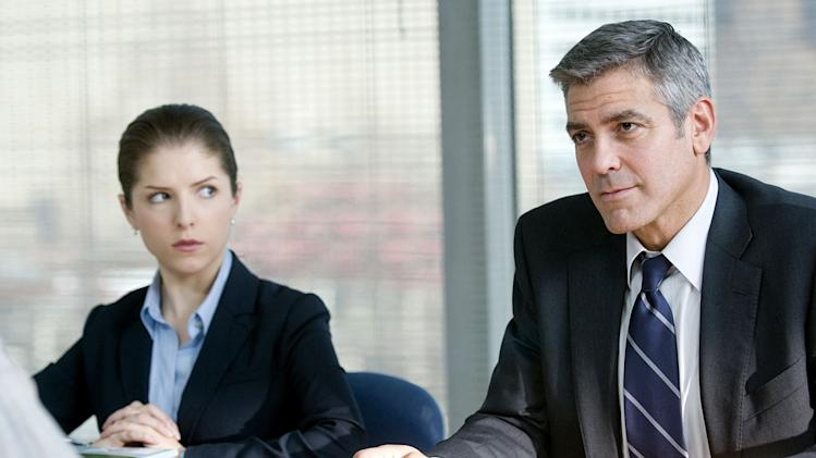 5 best george clooney performances up in the air