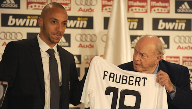 Julien Faubert -> Real Madrid