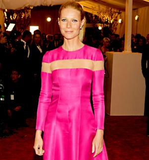 Gwyneth Paltrow Praises Met Gala in Goop a Week After Bashing It