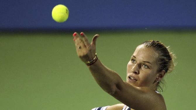 Cibulkova reaches Malaysian Open quarterfinals