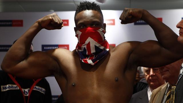 Boxing - Chisora to fight Modugno on November 30