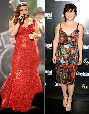 Why Kelly Clarkson Decided to Lose 30 Pounds!