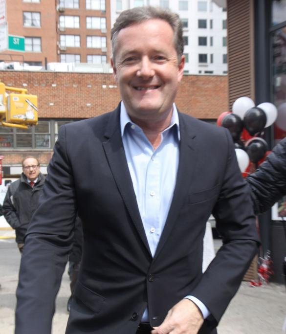 Katie Hopkins And Piers Morgan's Twitter Spat Continues As She Accuses Him Of Fancying Her