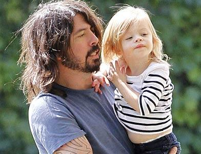pst Dave Grohl At Park
