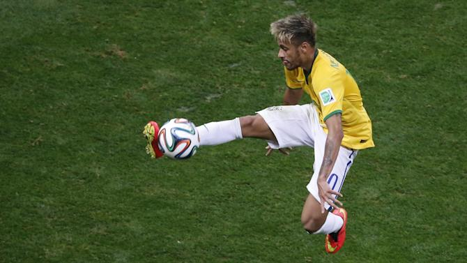 South American Football - Neymar named Brazil captain, replaces Thiago Silva