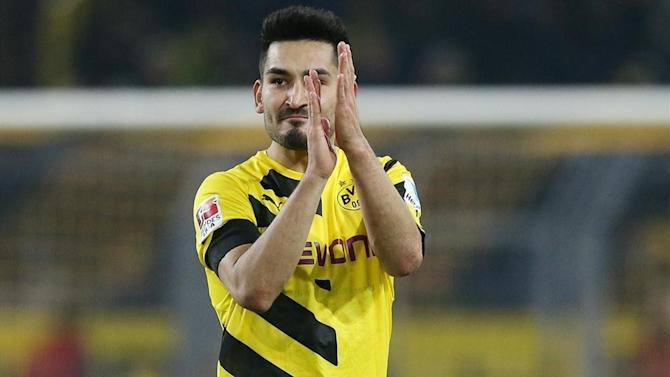Premier League - Reports: Manchester United close on Guendogan signing