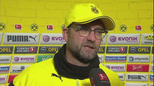 Klopp: 'The race continues'