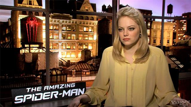 'The Amazing Spider-Man' Insider Access: Acting Moments