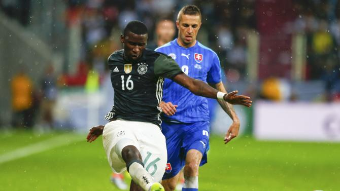 Football Soccer - Germany v Slovakia - International Friendly