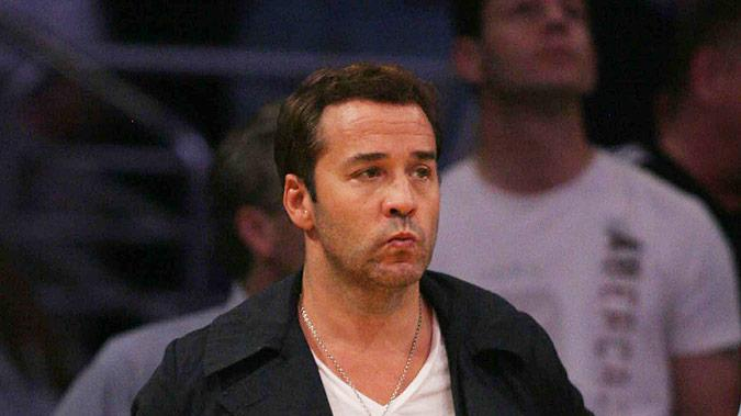 Piven Jeremy Lakers Game