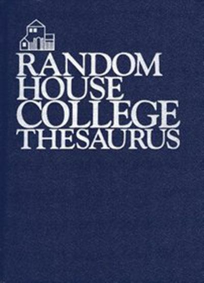 The Random House Thesaurus
