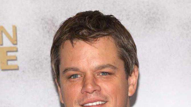 Matt Damon Green Zone Pr