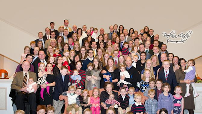 Pennsylvania Woman Has 126 Descendants … and Counting