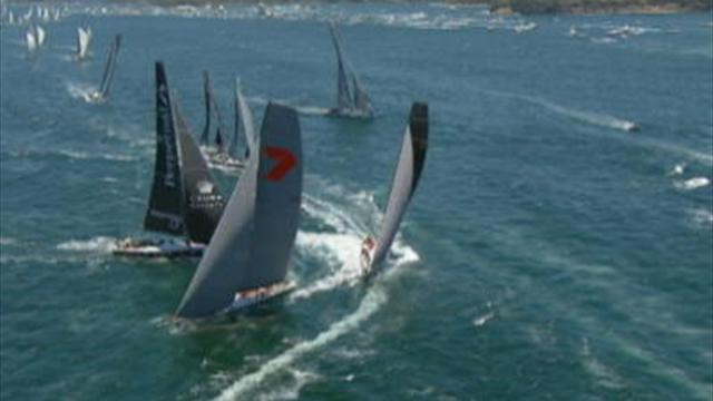 Sailing - Wild Oats XI seals seventh Sydney-Hobart victory