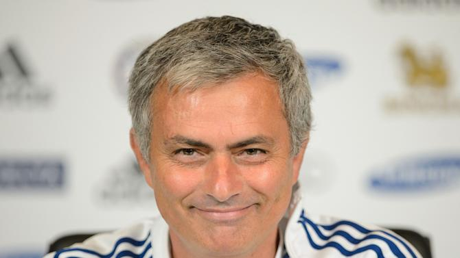 Soccer - Jose Mourinho Filer