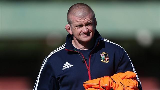 Lions Tour - Rowntree: They threw everything at us and beat us by a point
