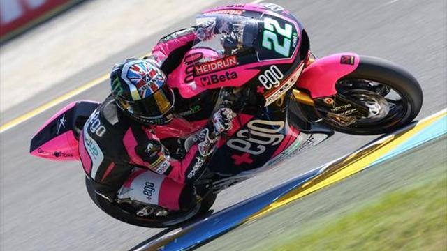 Motorcycling - MotoGP Le Mans: Ninth for Lowes after first-lap error
