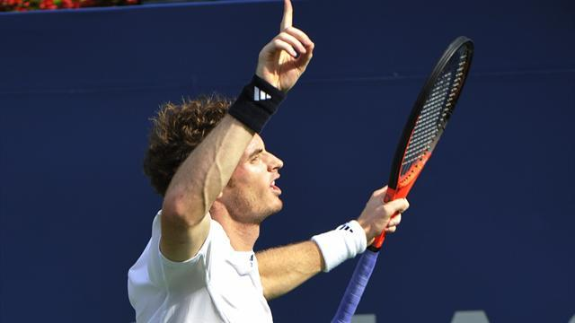 Murray beats Berdych in wind to reach US Open final