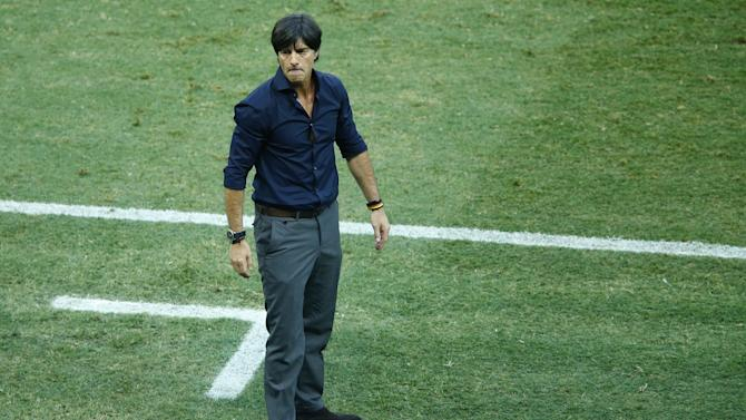 World Cup - 'Disgrace of Gijon' irrelevant for Algeria match - Loew