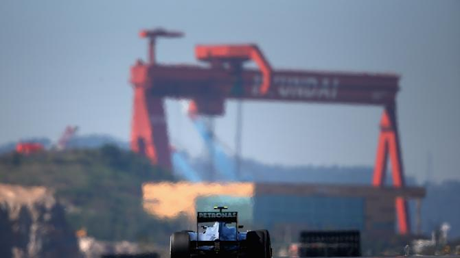 F1 Grand Prix of Korea - Practice