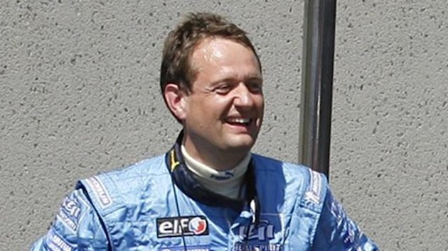Steve Nielsen while with Renault