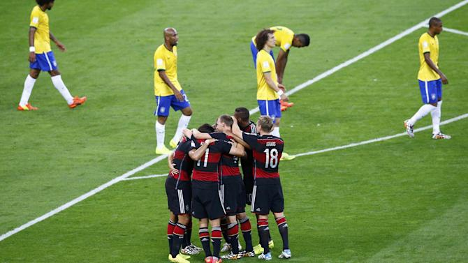 World Cup - Brazil sports minister says Germany loss shows shake-up needed