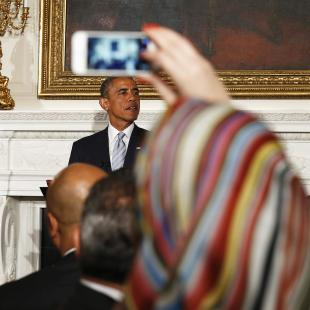 Obama hosts Ramadan iftar at the White House