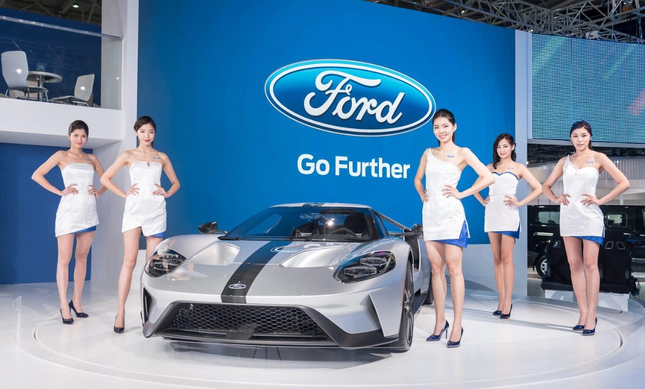 Ford - 2018 世界新車大展 | 特別報導