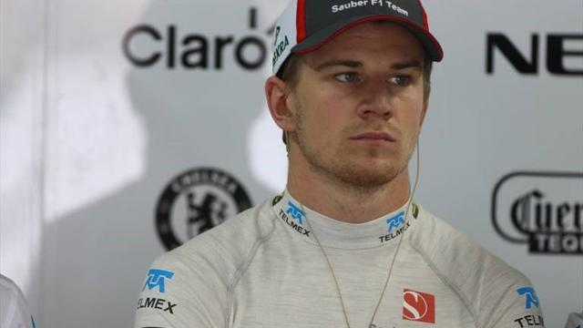 Australian Grand Prix - Hulkenberg excited by Force India