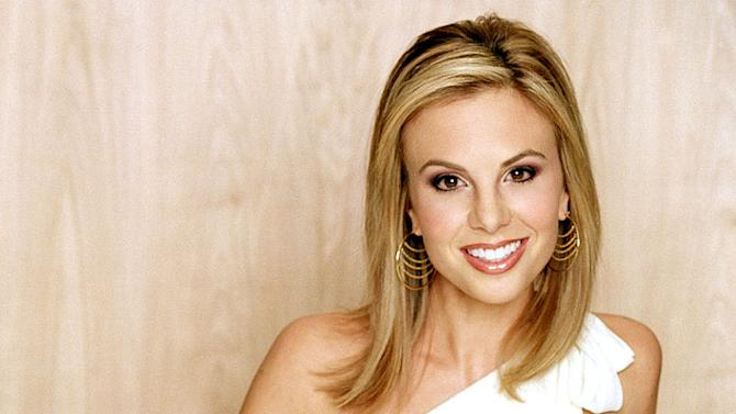 Elisabeth Hasselbeck hosts The View on ABC.