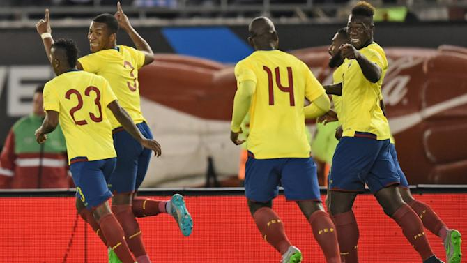 CONMEBOL World Cup Qualifying Review: Ecuador shock Argentina, Brazil lose in Chile