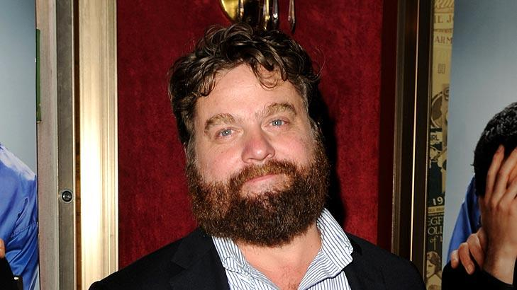 Galifinakis Zach Dinner Schmucks