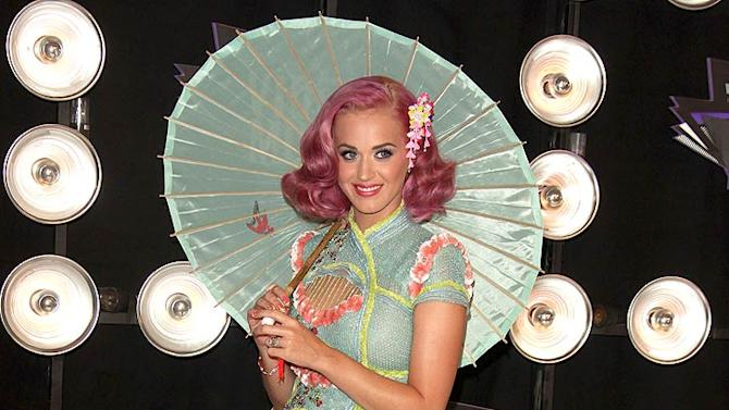 Katy Perry MTVVM As