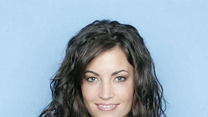 """Becky O'Donohue from Dobbs Ferry, NY, is one of the contestants on Season 5 of """"American Idol."""""""