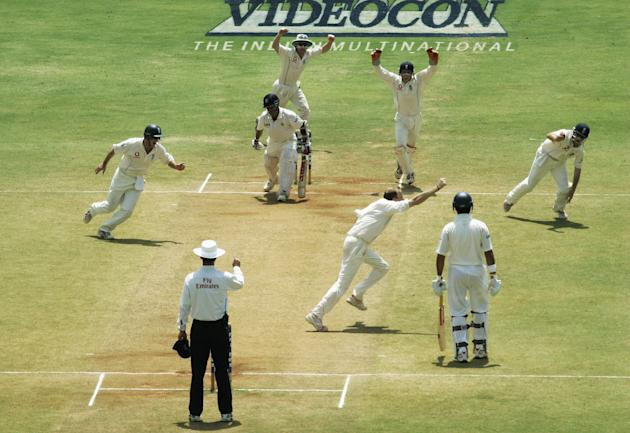 Third Test: India v England - Day Five