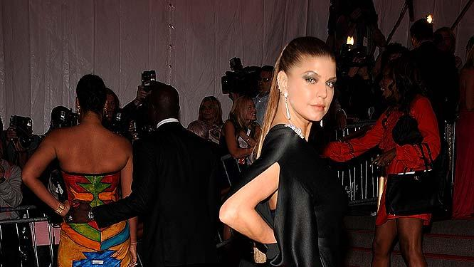 Fergie The Met Gala