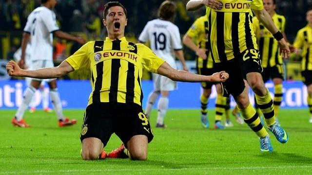Champions League - BVB-Rausch, Lewandowski killt Real