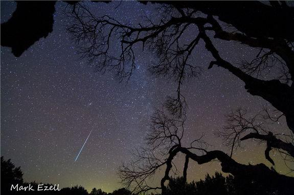 Stunning Geminid Meteor Shower Wows Skywatchers: Photos