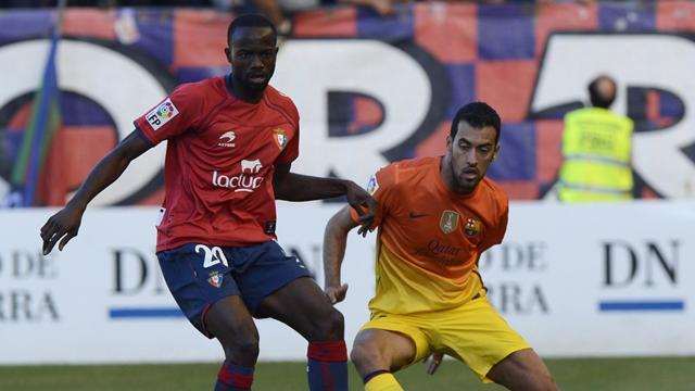 Liga - Swansea swoop for Osasuna winger Lamah
