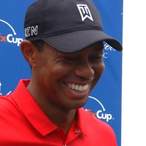 Tiger Woods interview after final round of The Greenbrier