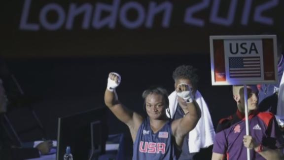 US Shields advances to gold-medal bout