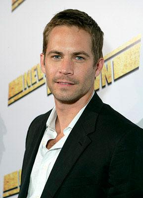 Paul Walker at the Los Angeles premiere of Summit Entertainment's Never Back Down